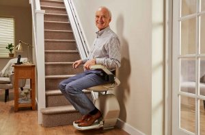 Acorn 130 Stairlift Image