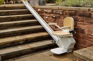 Acorn 130 Outdoor Stairlift