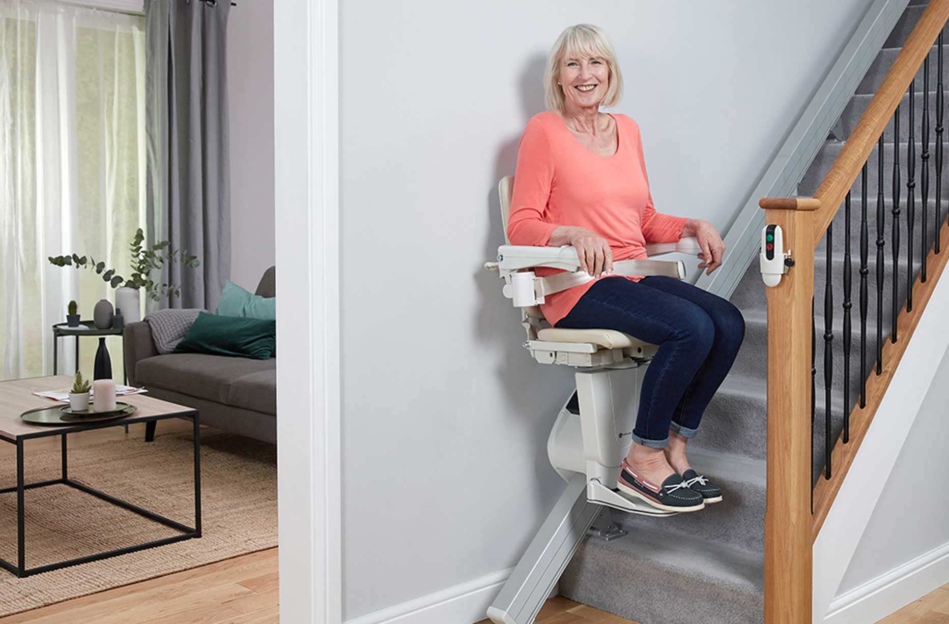 Companion 1100 Stairlift
