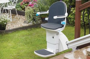 Companion 1000 Outdoor Straight Stairlift