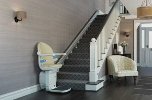 Companion 1000 Straight Stairlift Image